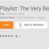 [Offre Alerte] The Very Best Of Toto et Meat Loaf albums gratuitement sur Google Play Musique
